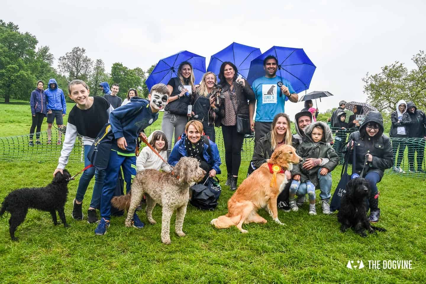 London Dogs At The Great Hampstead Bark Off 2018 129