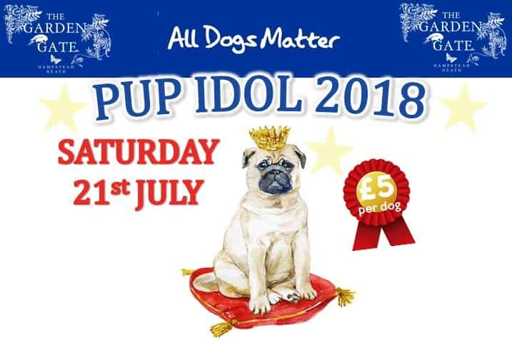 London Dog Events - Pup Idol 2018