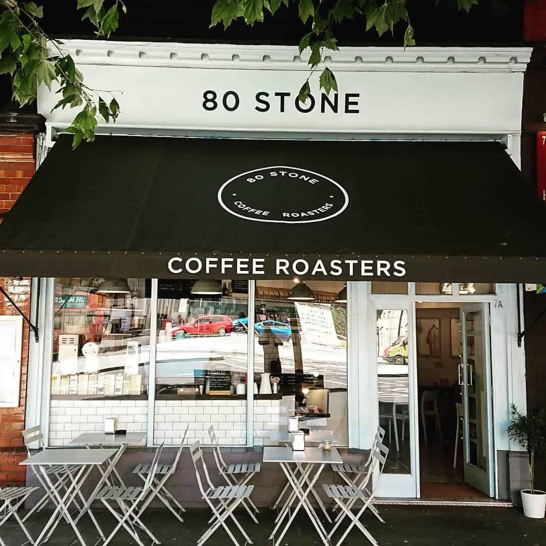 My Dog Friendly London By Amber - Dog Friendly Elephant & Castle - 80 Stone Coffee Roasters 2