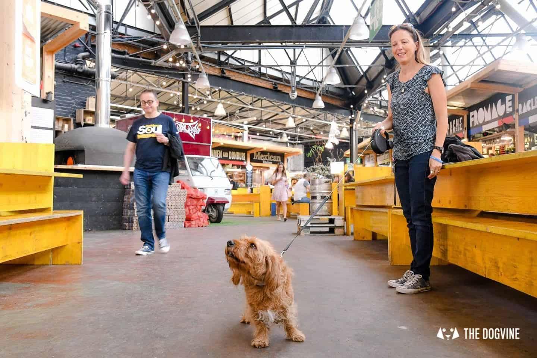 My Dog Friendly London By Amber - Dog Friendly Elephant & Castle - Mercato Metropolitano 19