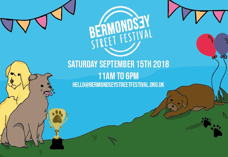 Bermondsey Street Festival Dog Show 2018