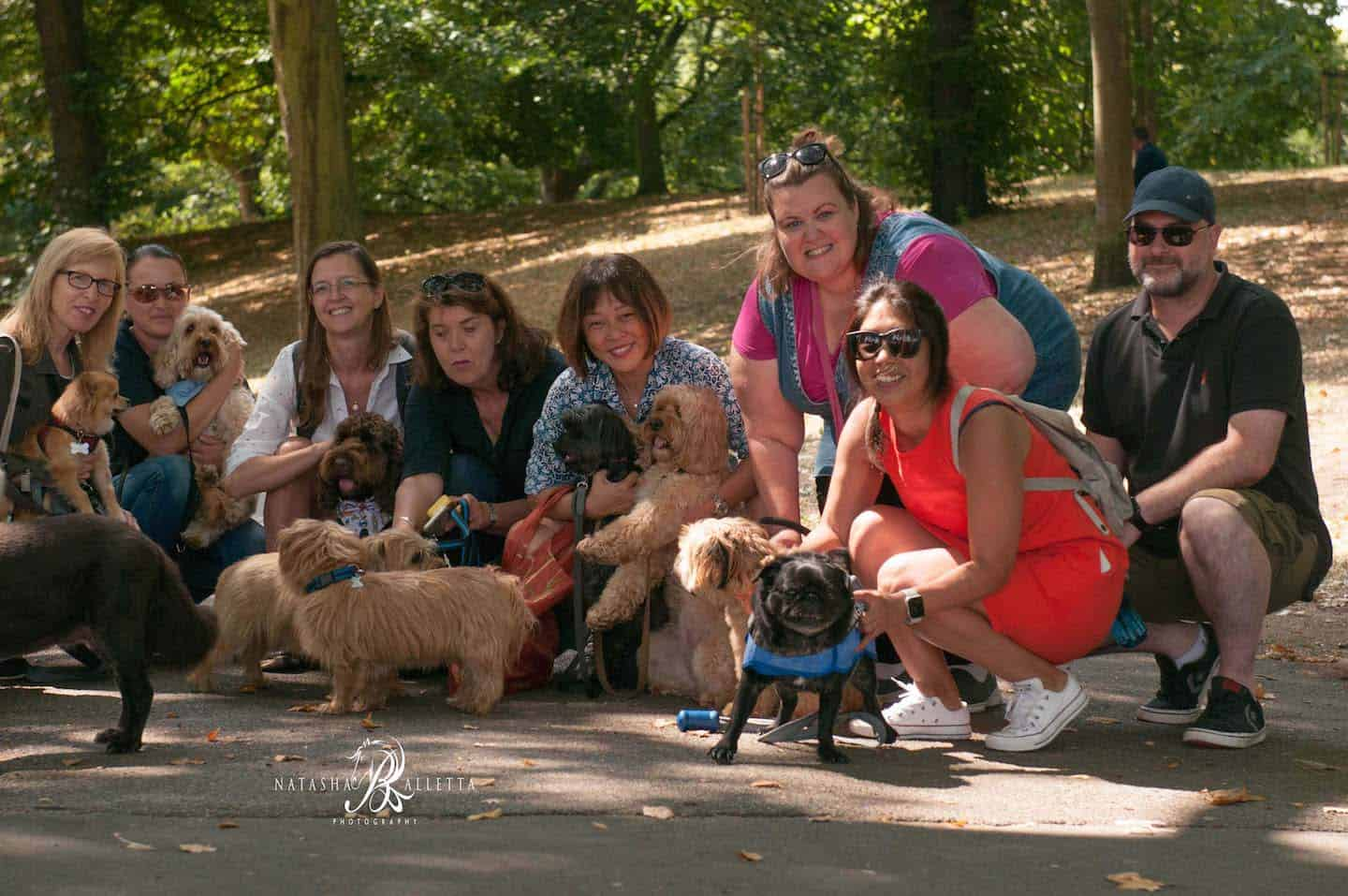 London Dogs Get Social at the London Dogs of Instagram Meetup - Natasha Balletta Photography