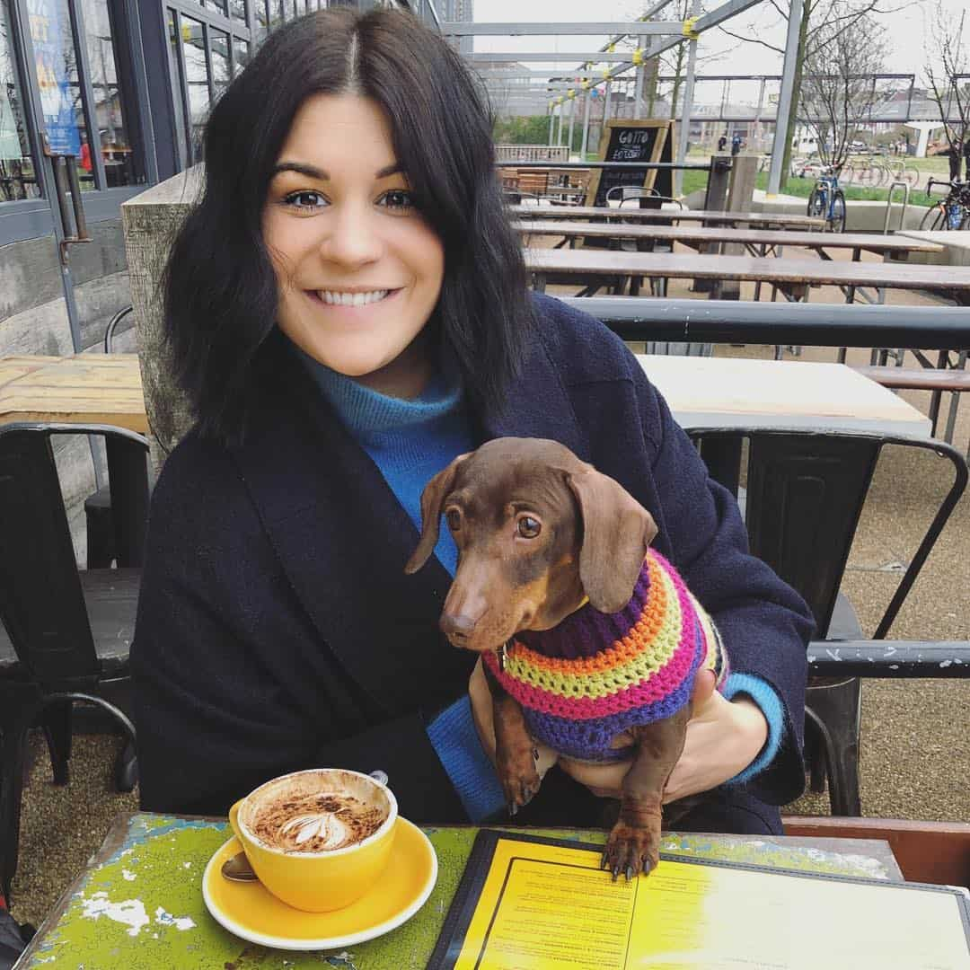 My Dog Friendly London by Pops the Sausage - Breakfast Club Hackney Wick 1