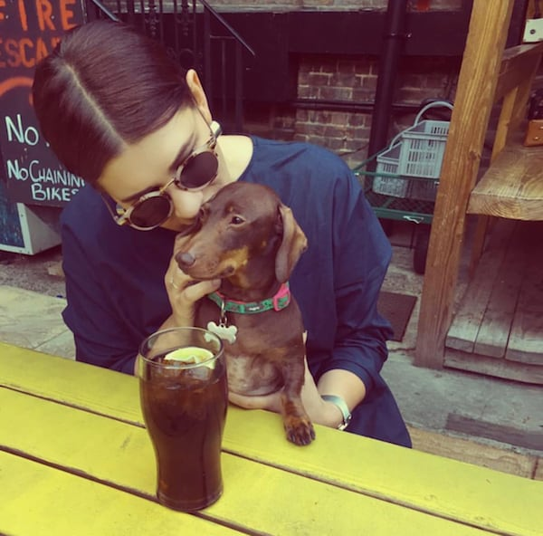 My Dog Friendly London by Pops the Sausage - Peoples Park Tavern 1