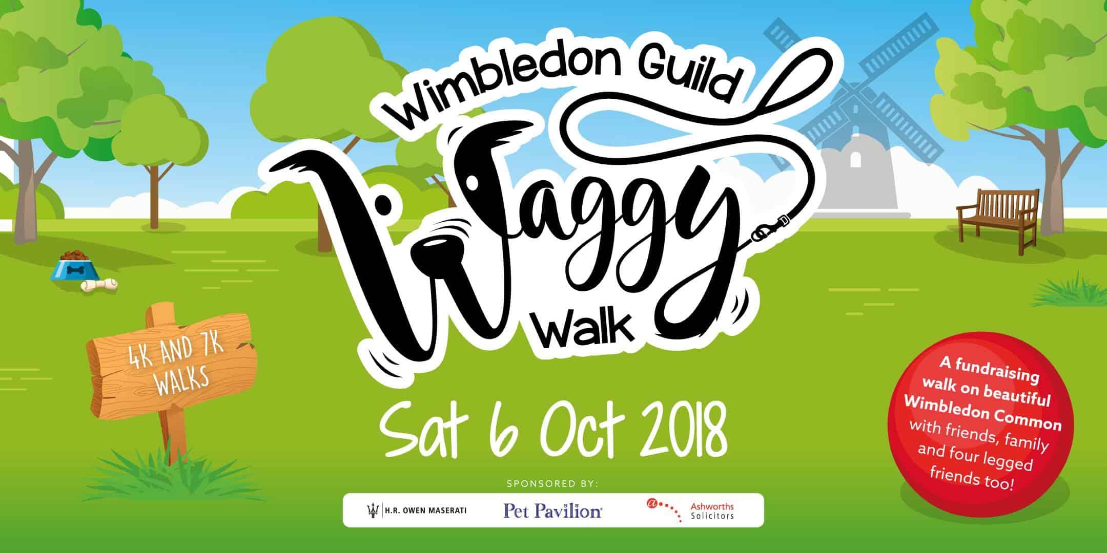 Wimbledon Guild Waggy Walk