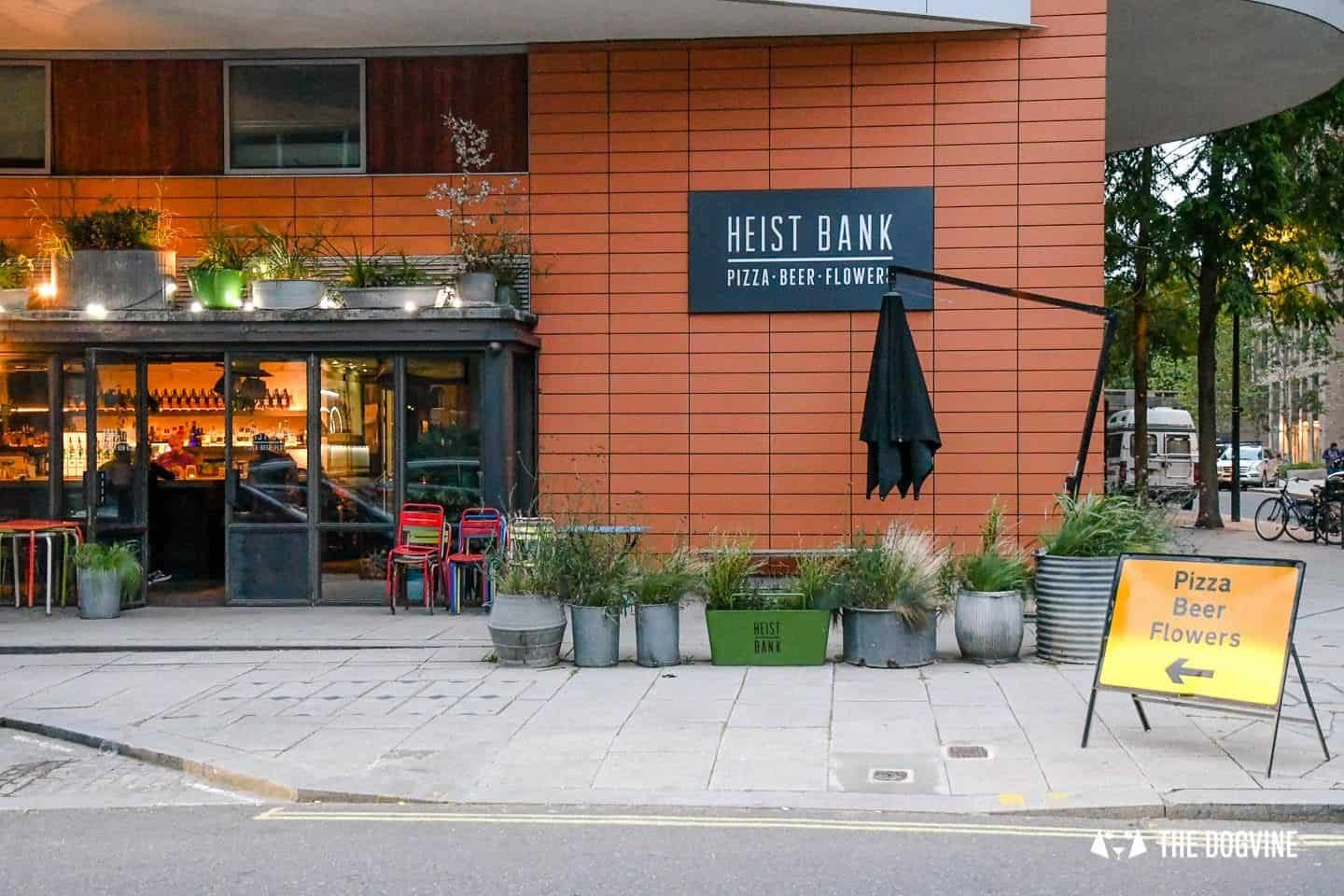 Dog-friendly Go Boat London Experience Regents Canal 60