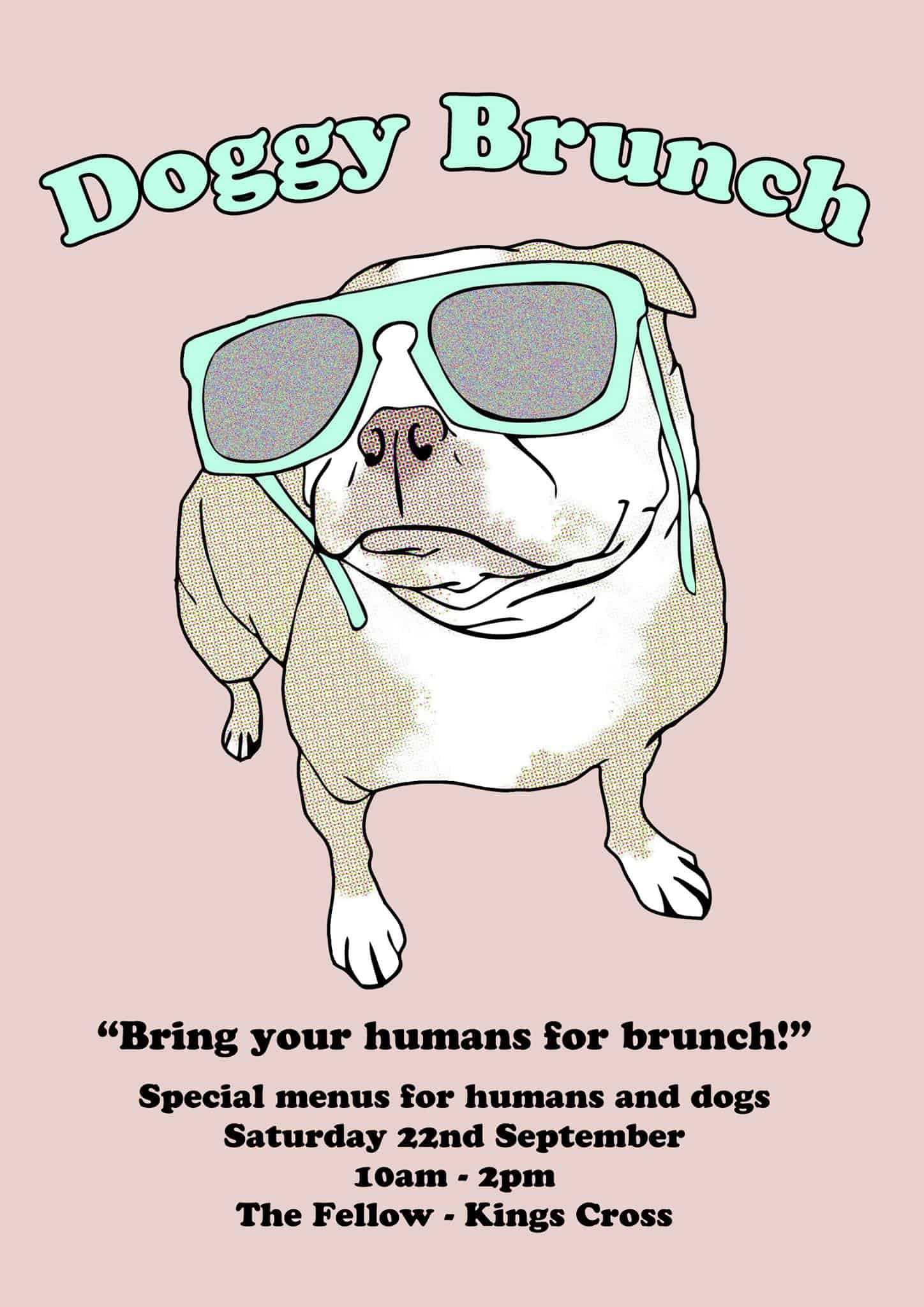 Doggy Brunch At The Fellow