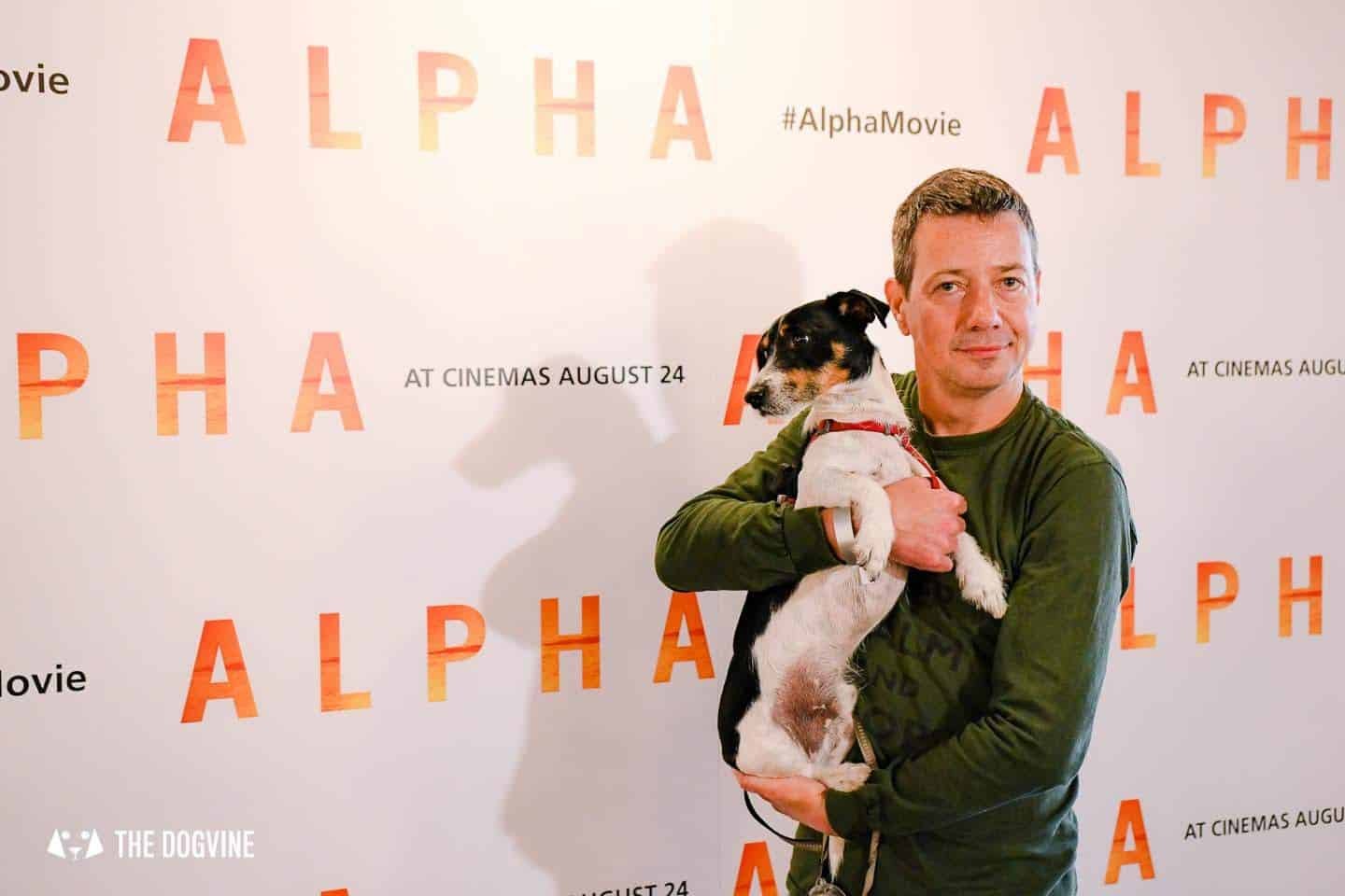 London Dogs At The Alpha Film Gala At Picturehouse Central 19