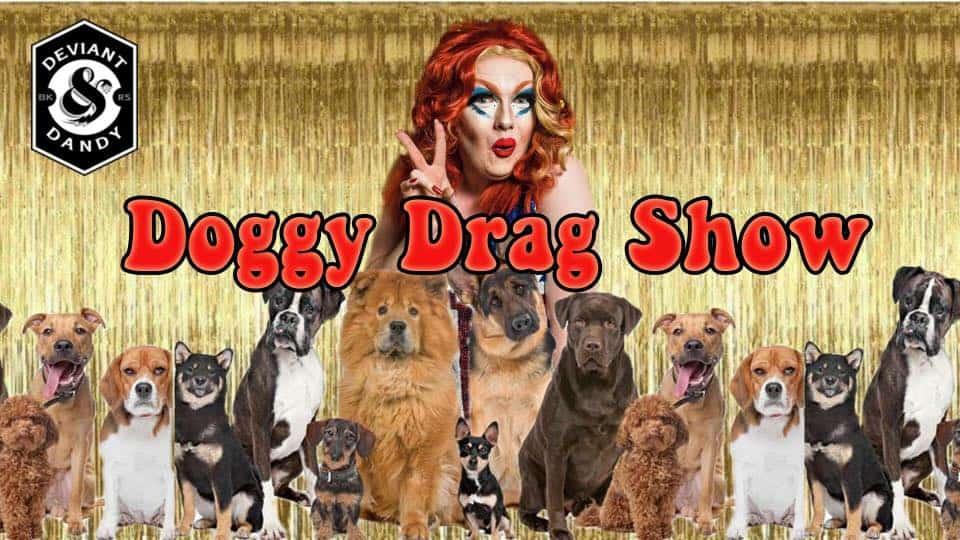 Doggy Drag Show