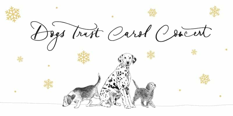 Dogs Trust Christmas Carol Concert 2018