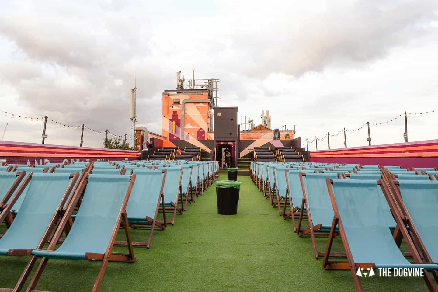 Spectacular Movie Moments at the Dog-friendly Rooftop Film Club 10