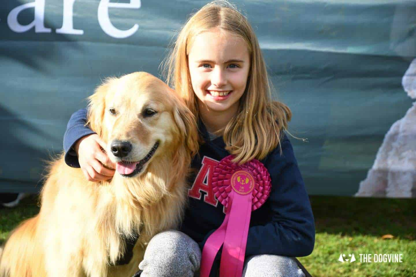 The Chiswick House Dog Show Best in Show. - Evie