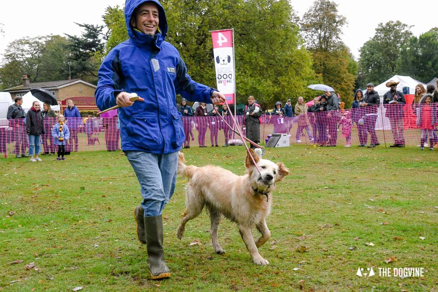 The Chiswick House Dog Show Egg and Spoon 2