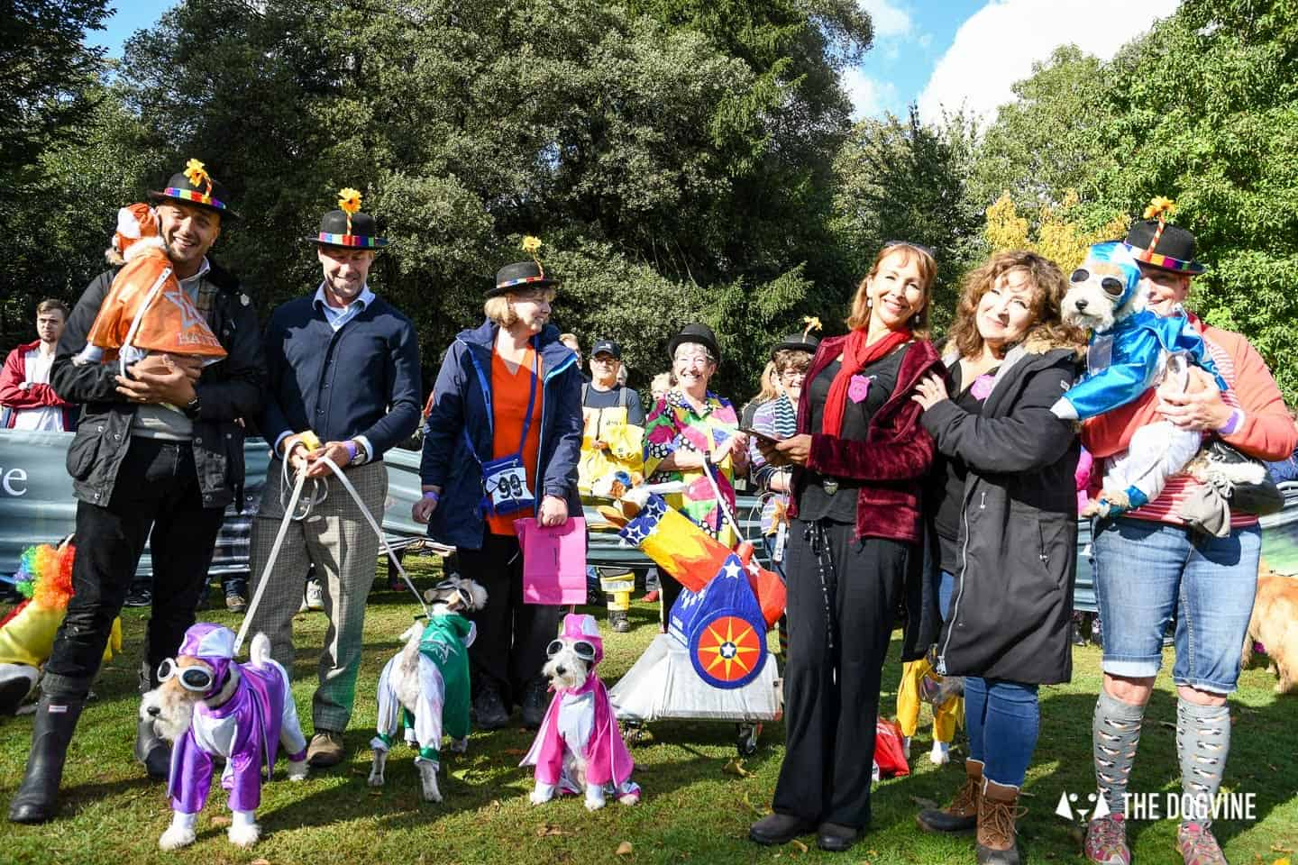 The Chiswick House Dog Show Fancy Dress 10