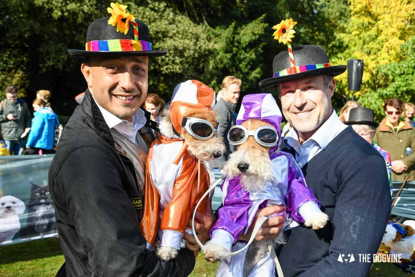 The Chiswick House Dog Show Fancy Dress 11