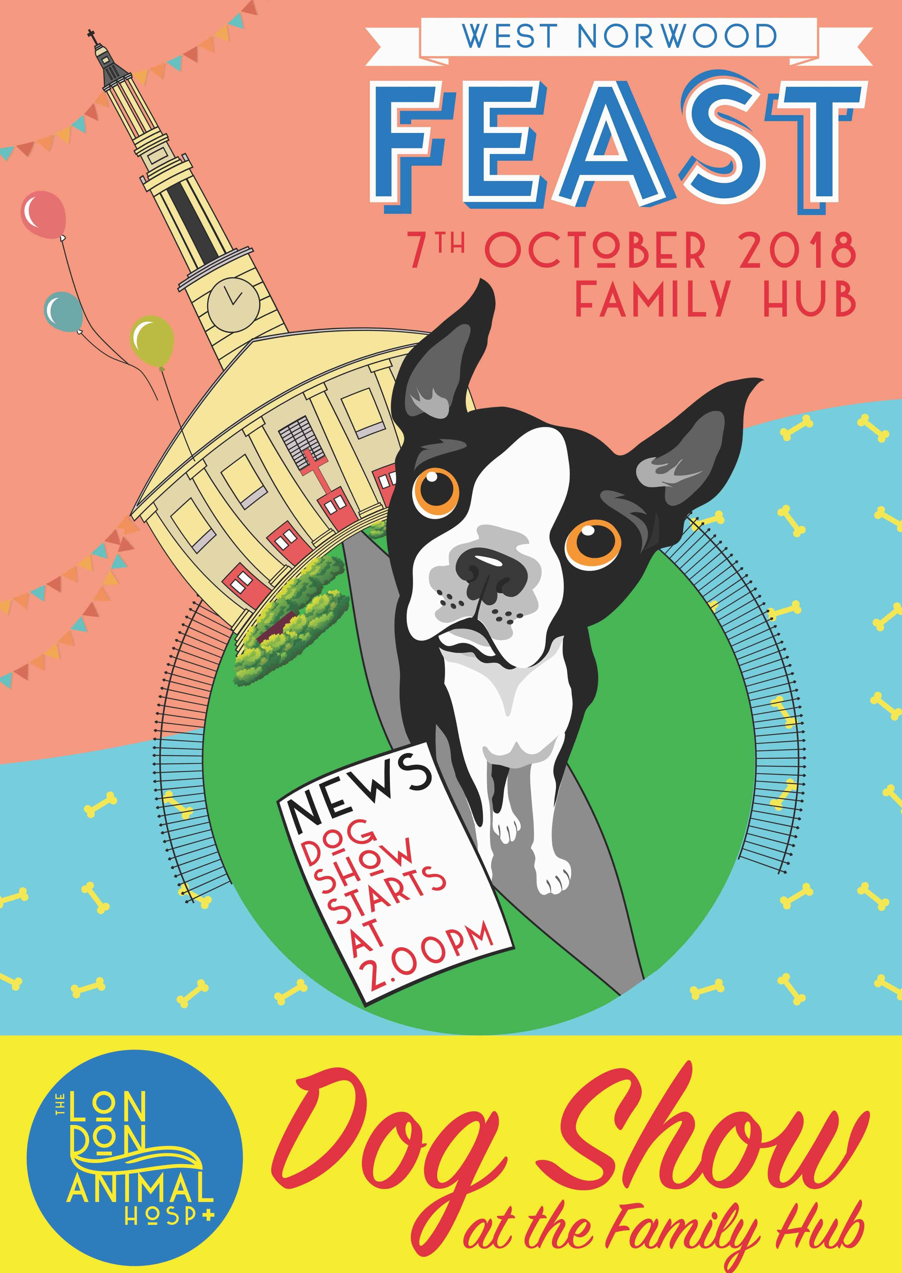 West Norwood Feast Dog Show
