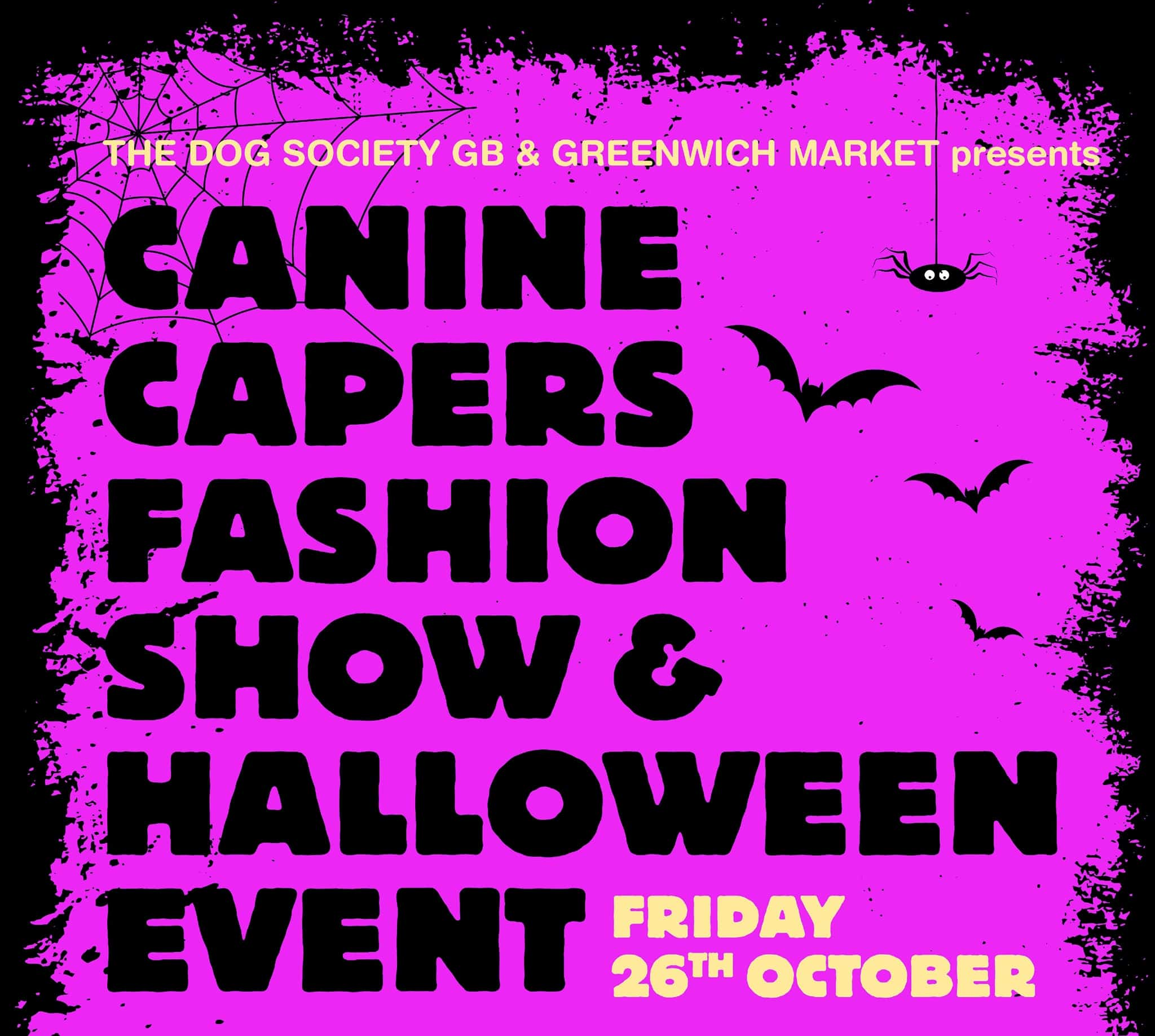 Canine Capers Fashion Show Fundraiser 2018