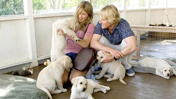 Puppy Love Brunch Cinema | Marley and Me