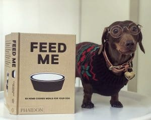 Feed Me: 50 Home Cooked Meals for your Dog