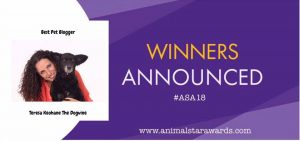 Animal Star Awards Best Pet Blogger The Dogvine