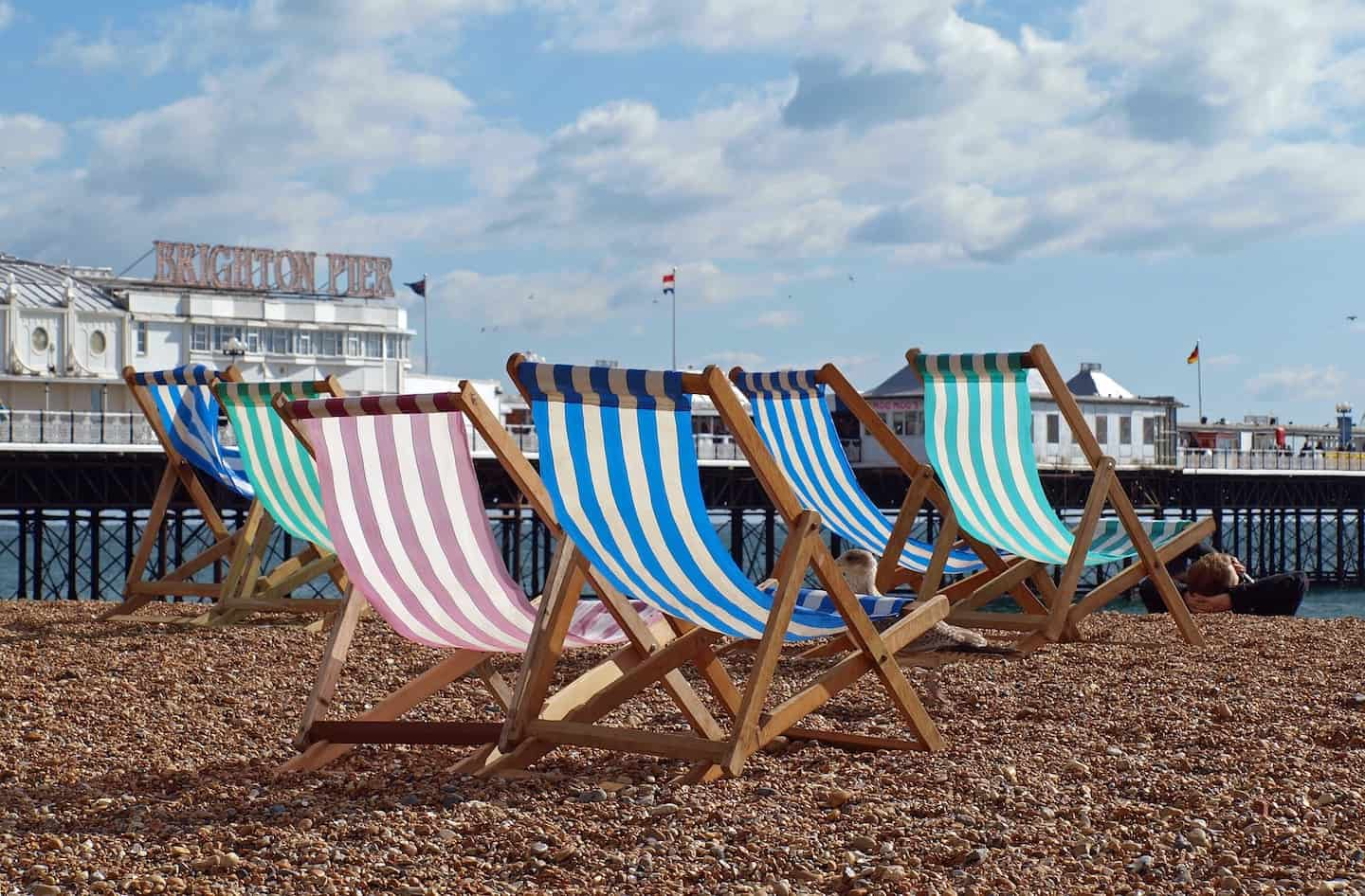 Dog-Friendly Days Out To Escape London For The Day - Brighton