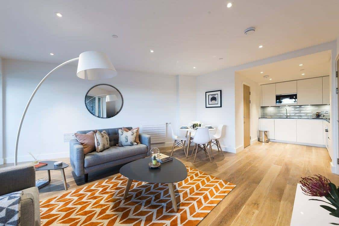 The Ultimate Guide to Renting With a Dog In London - Rathbone East 1 Bedroom Apartment