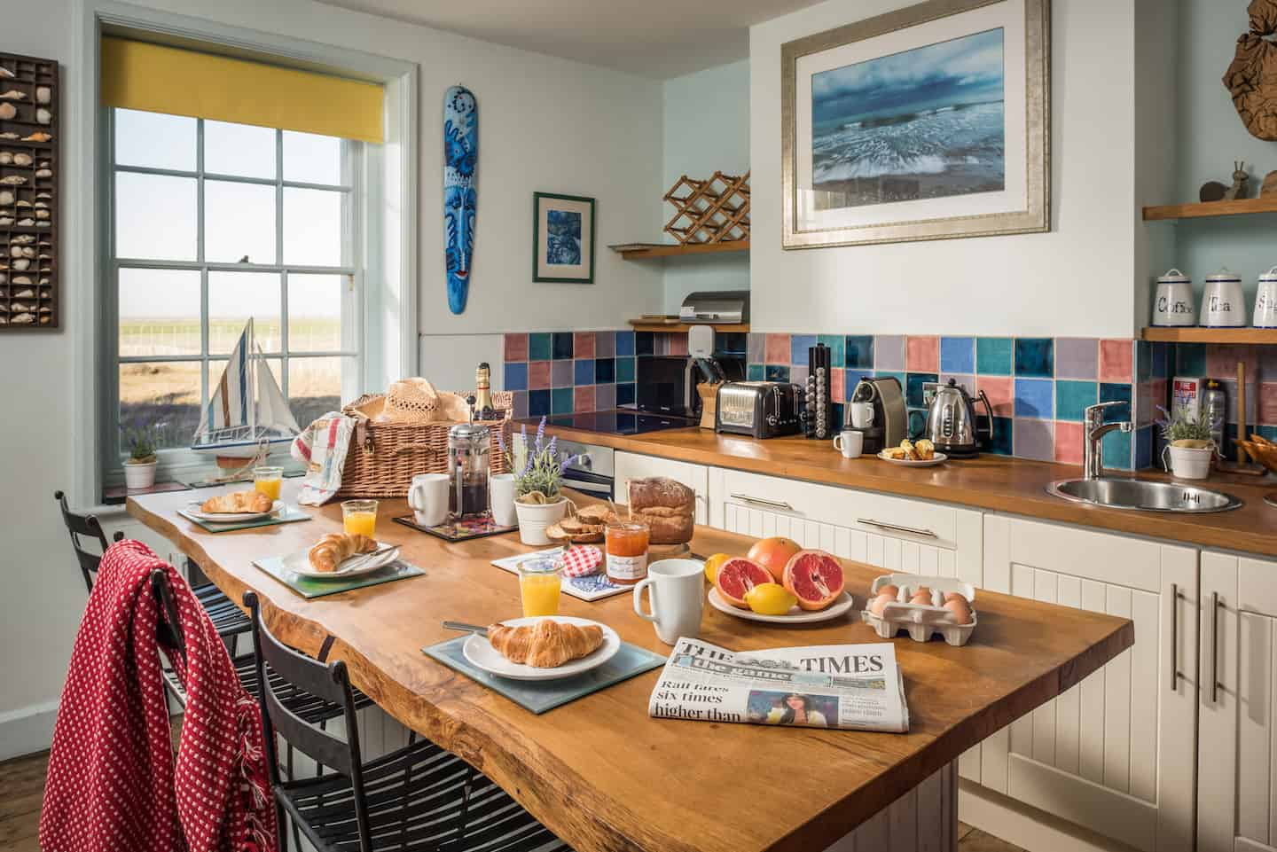 Dog-Friendly Travel Awards 2018 - Coastguard's Beach House 1