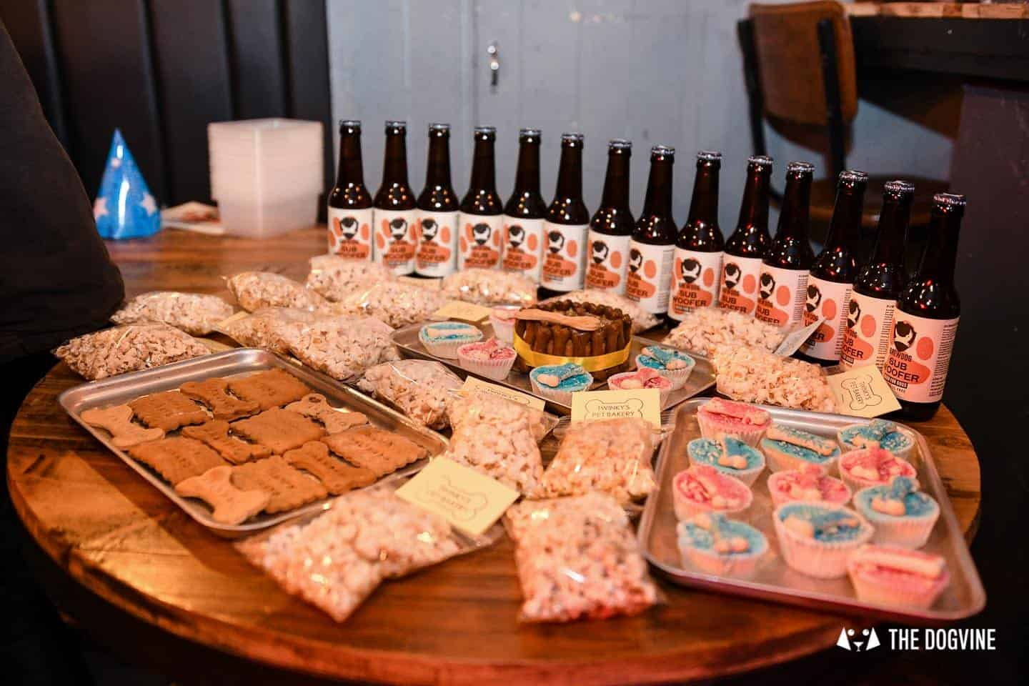 A Brewdog Dog Birthday Party to Celebrate Hemingway's Big Day 22
