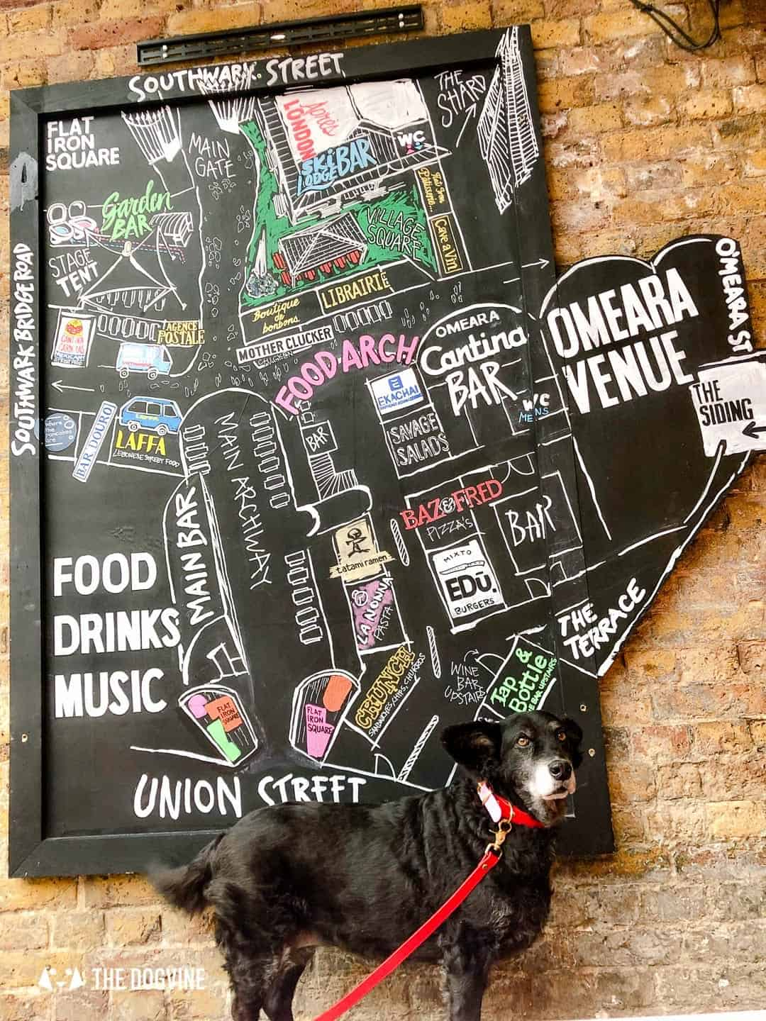 Best Dog-friendly Street Food Markets and Halls in London 25