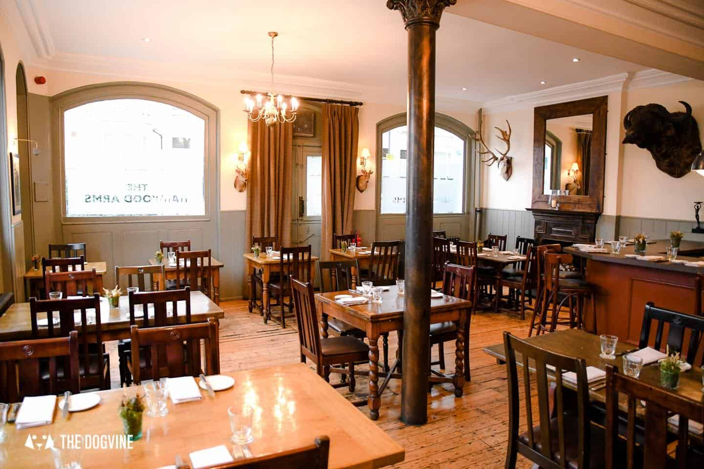 Dog-friendly Fulham - My Dog-friendly London - The Harwood Arms 4