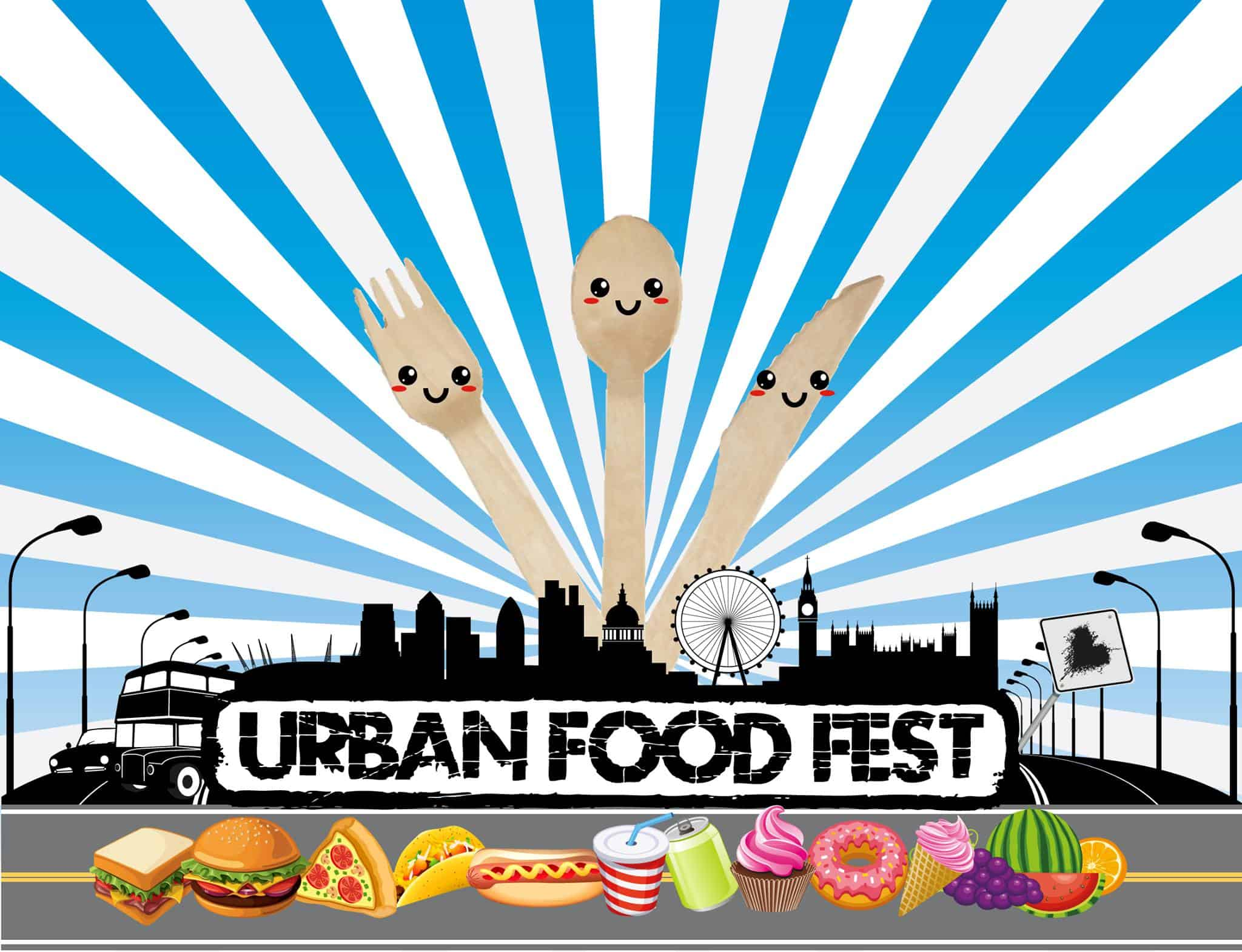 LONDON DOG WEEK AT URBAN FOOD FEST SHOREDITCH EVENT