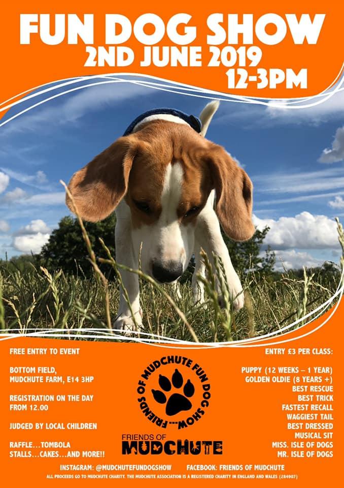 Mudchute Fun Dog Show 2019