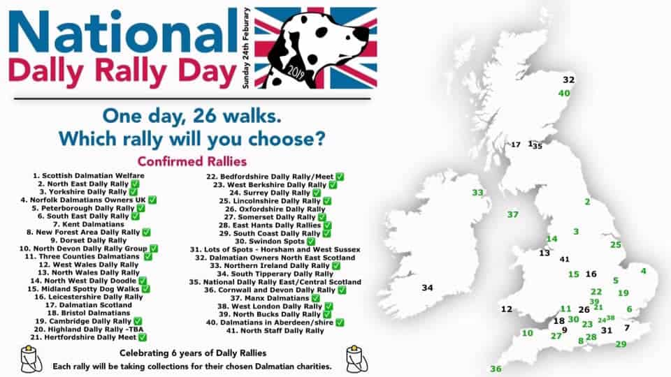 National Dally Rally Day