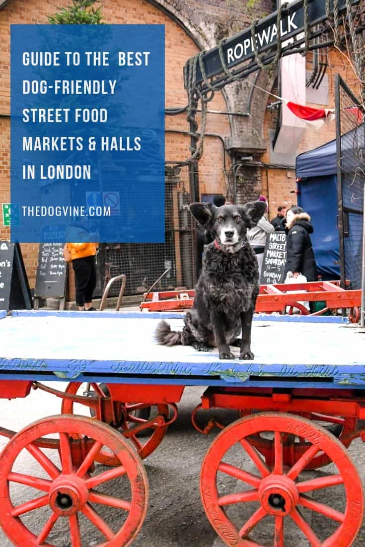 THE BEST DOG-FRIENDLY STREET FOOD MARKETS AND HALLS IN LONDON FEATURE