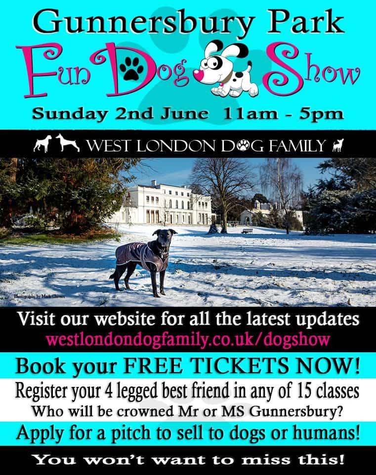 Gunnersbury Park Dog Show