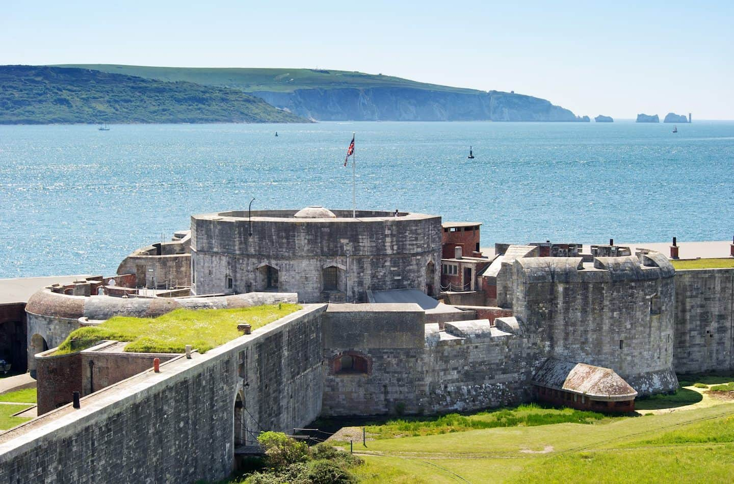 7 Dog-Friendly Things to Do In The New Forest - Hurst Castle