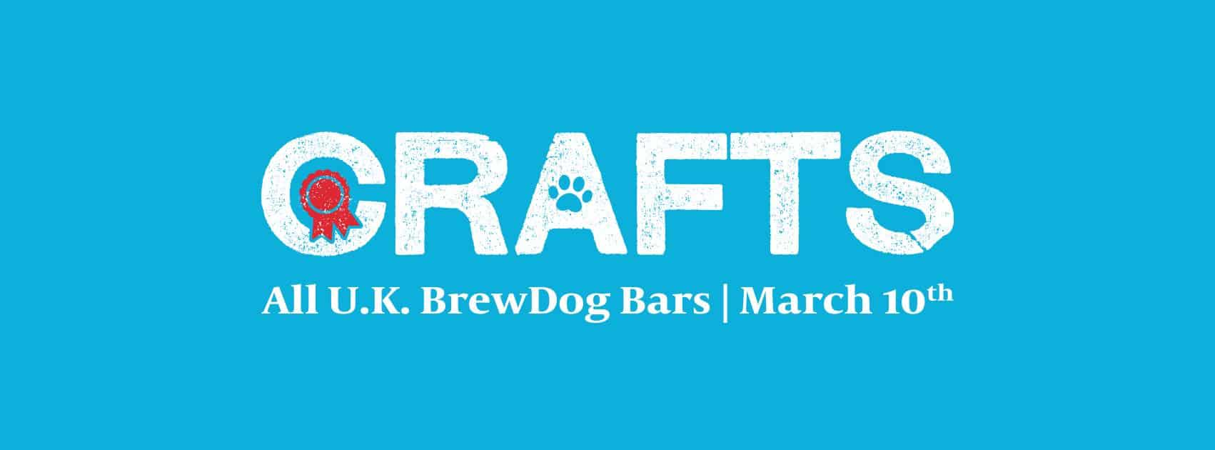 Brewdog's The Crafts The World's Beeriest Dog Show 10th March