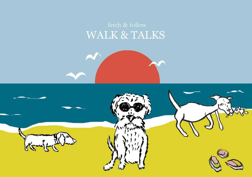 Fetch & Follow June Walk and Talk - Faversham to Whitstable