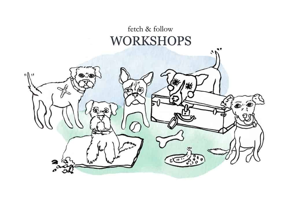 Fetch & Follow Workshop May
