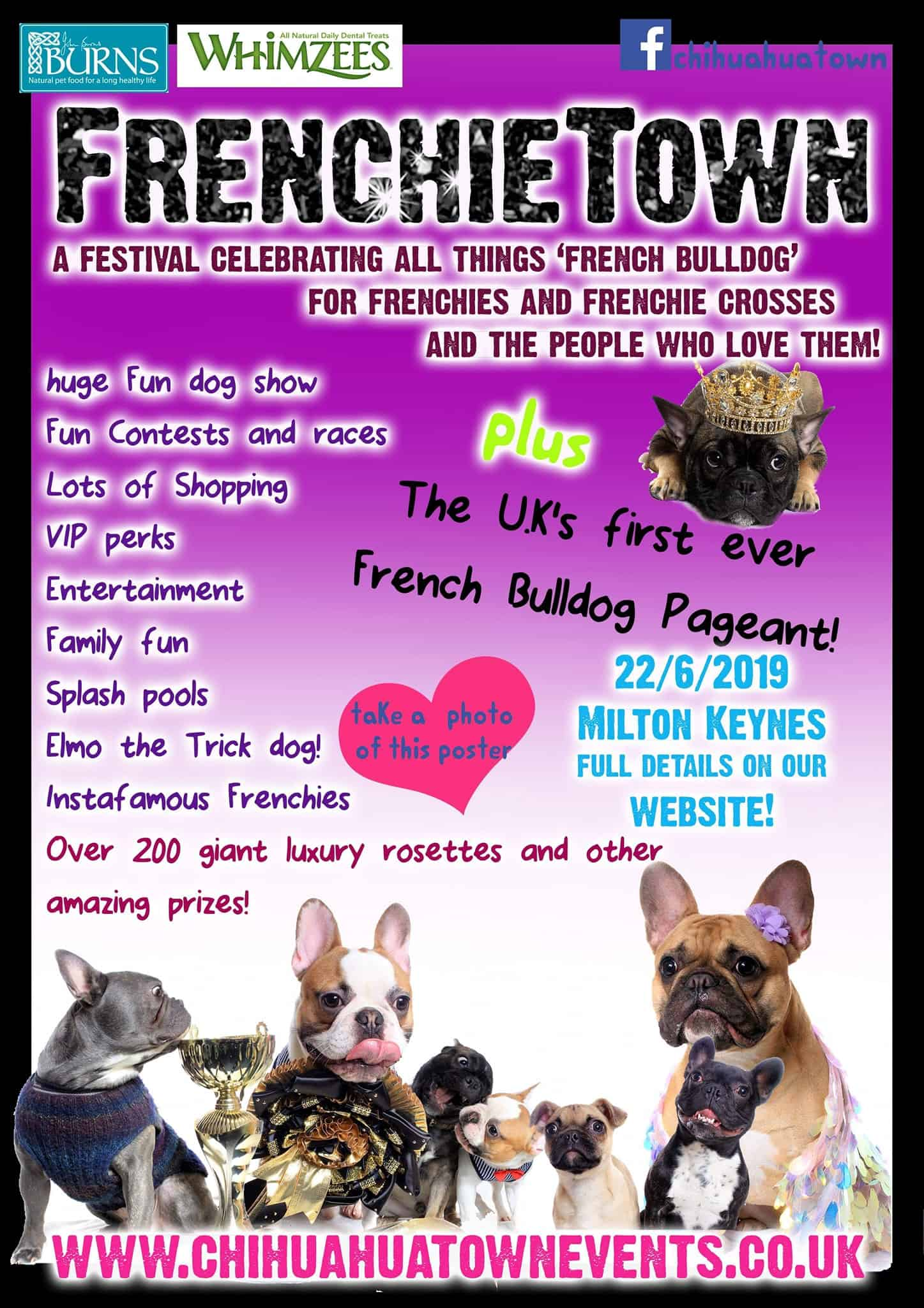 FrenchieTown Festival 2019