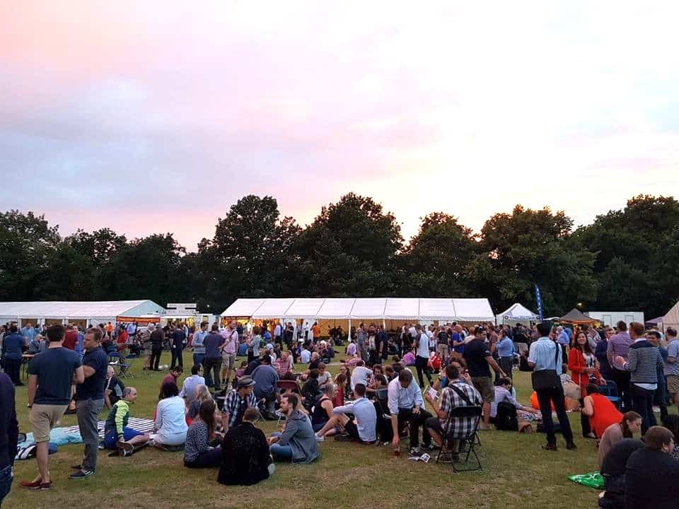 The Best Dog-friendly Festivals in London And Nearby - Ealing Beer Festival