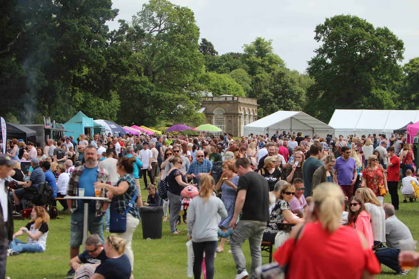 The Best Dog-friendly Festivals in London And Nearby - Great British Food Festival