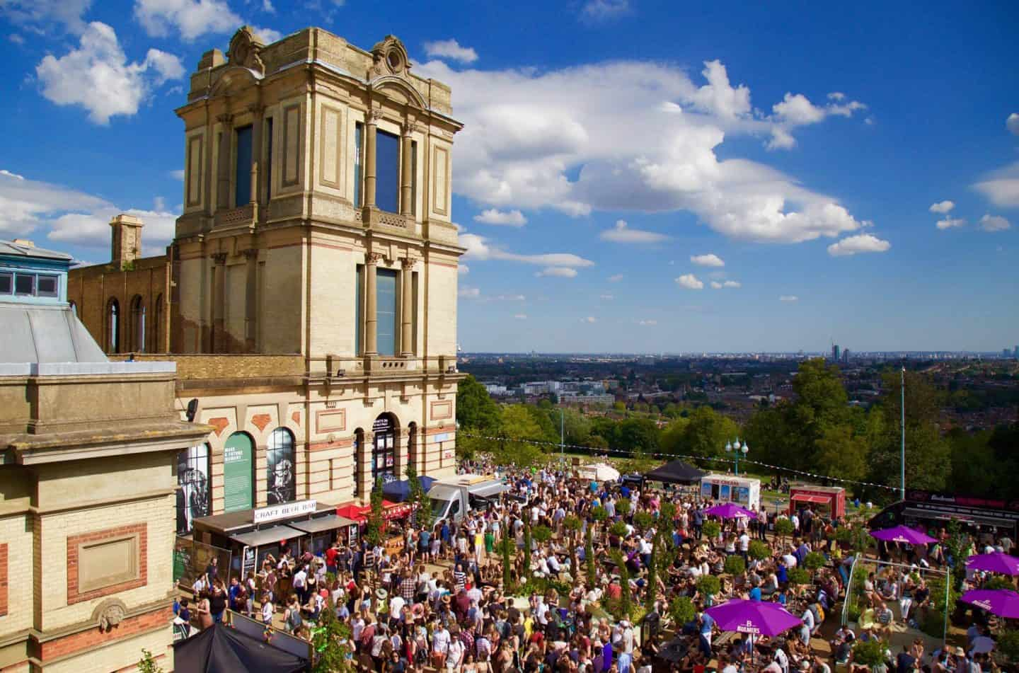 The Best Dog-friendly Festivals in London And Nearby - STREATLIFE Alexandra Palace