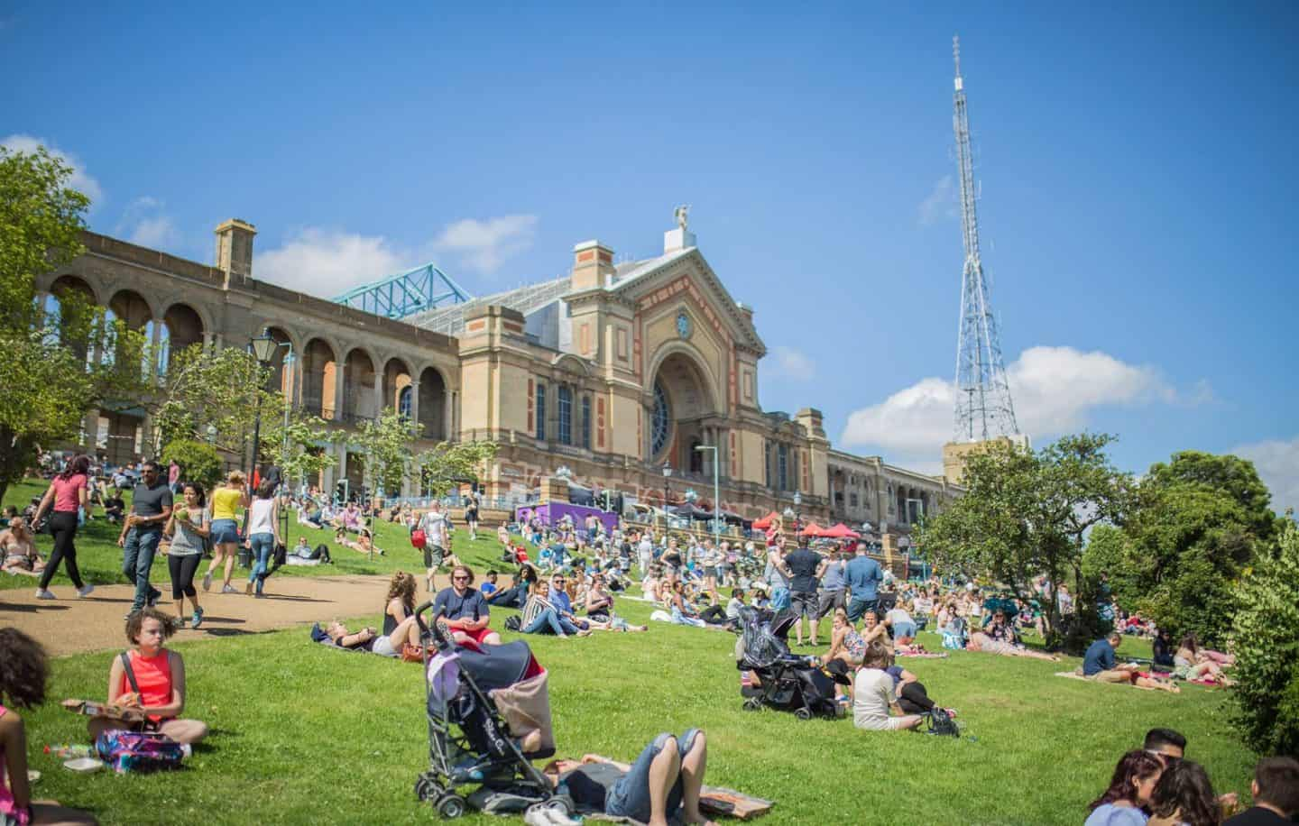 The Best Dog-friendly Festivals in London And Nearby - The Great Fete Alexandra Palace