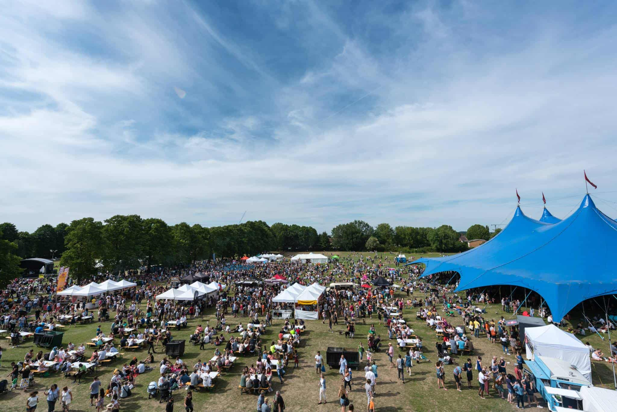 The Best Dog-friendly Festivals in London And Nearby - Walthamstow Garden Party