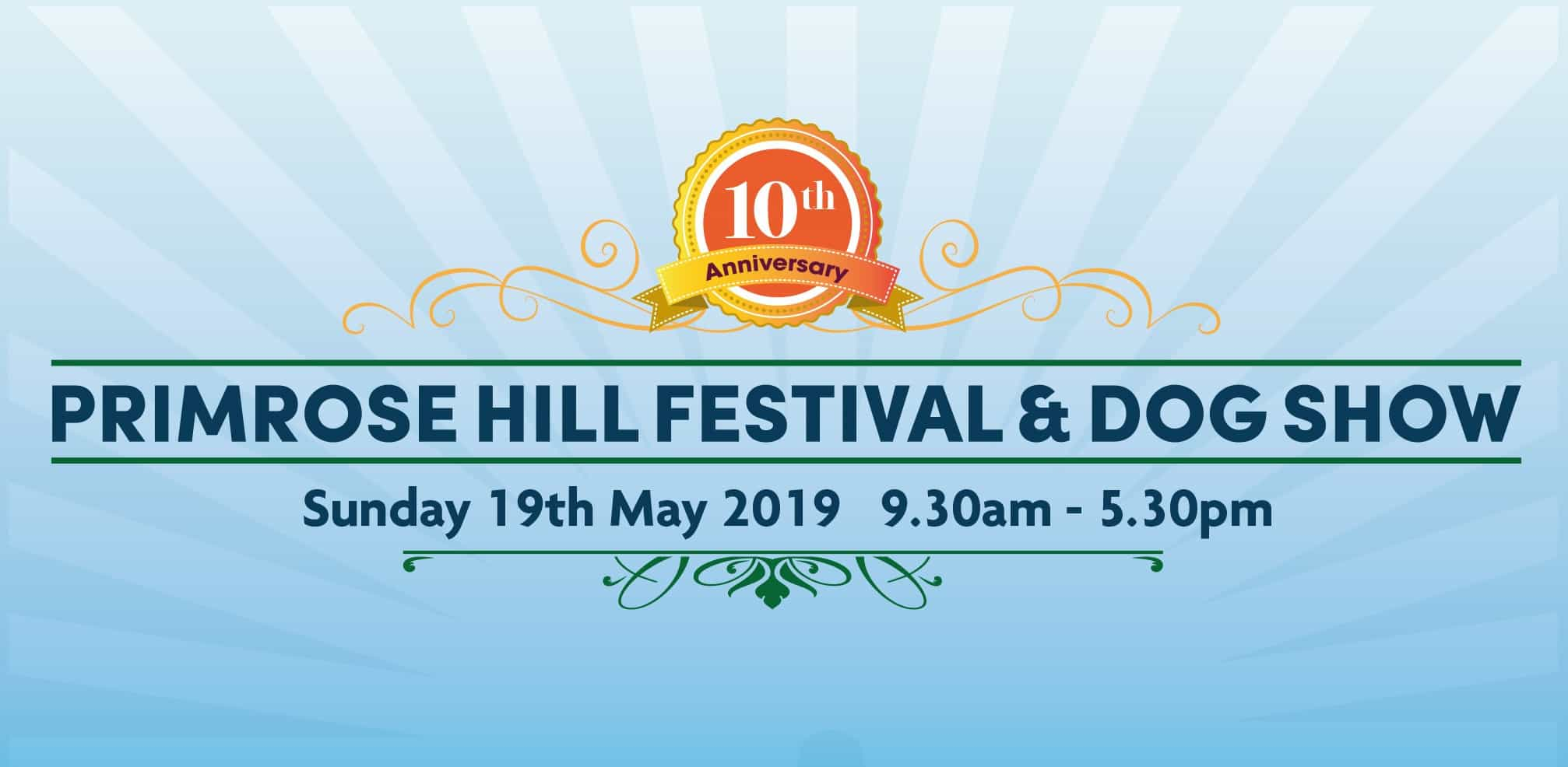 The Primrose Hill Festival and Dog Show 2019