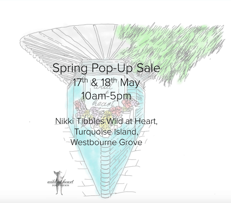 Wild at Heart Spring Pop-Up