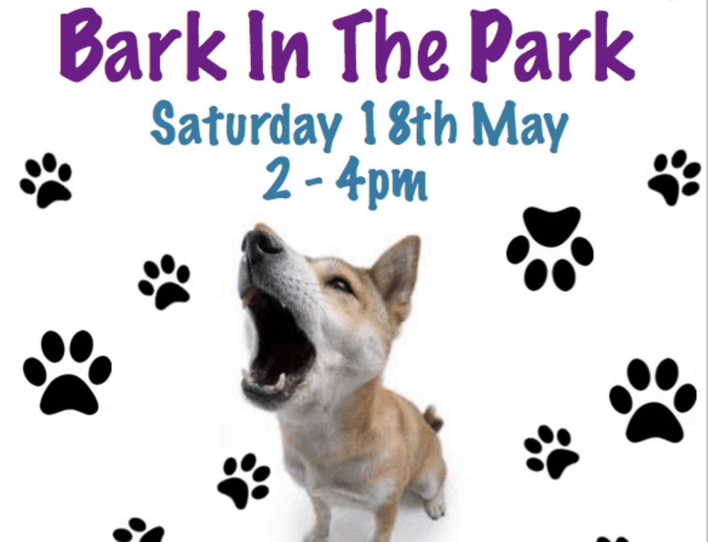 Bark in the Park at Whitelhall Rec