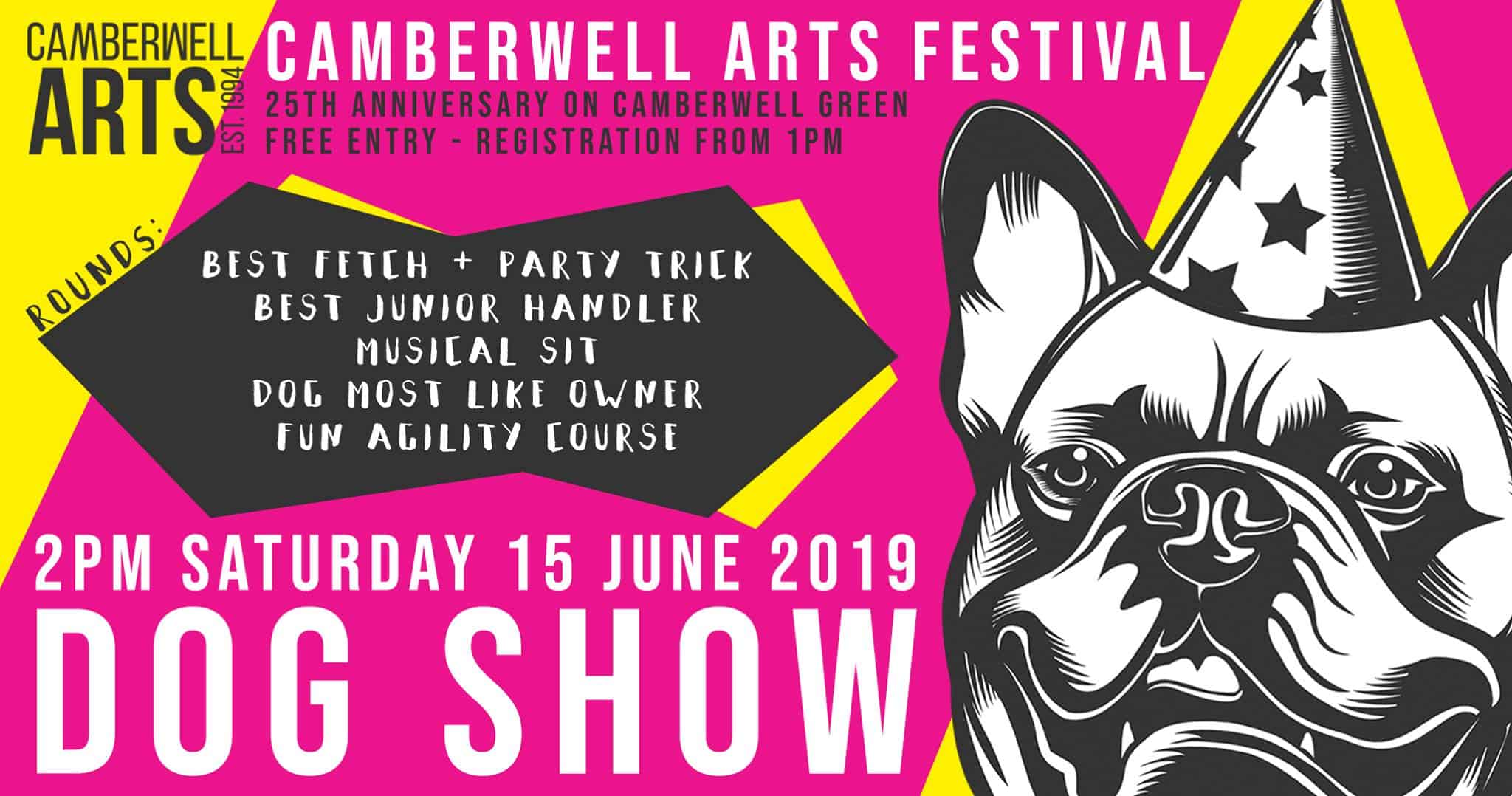 Camberwell Arts Festival Dog Show