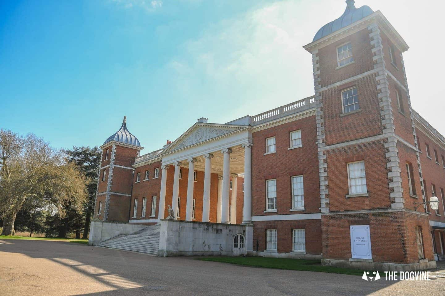 Dog-Friendly Osterley Park and House - Visiting With Your Dog 14